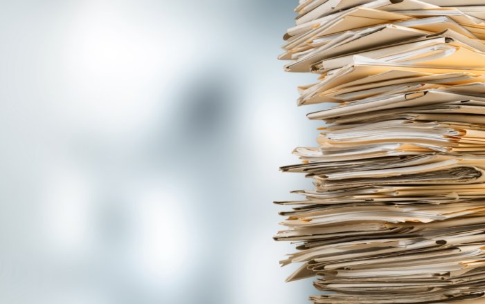 Document control – a crucial part of project controls